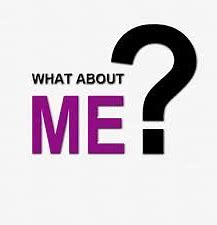 Image result for what about me